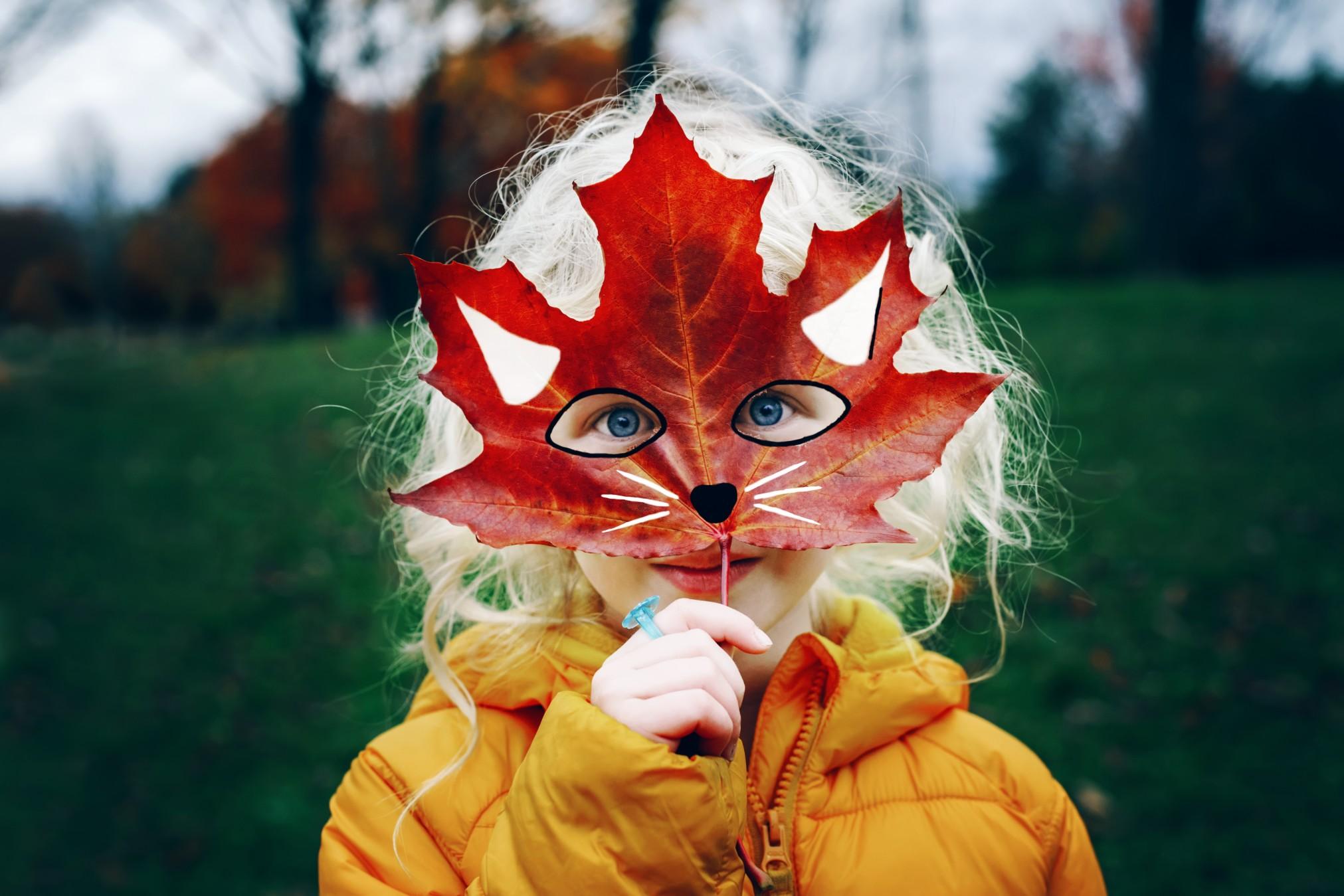 Kinder im Herbst - Mode Trends & Outdoor Erlebnis! Bild: @Hanni via Twenty20